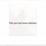 Deleted Pin
