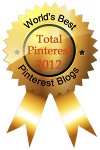 World's Best Pinterest Blogs Award