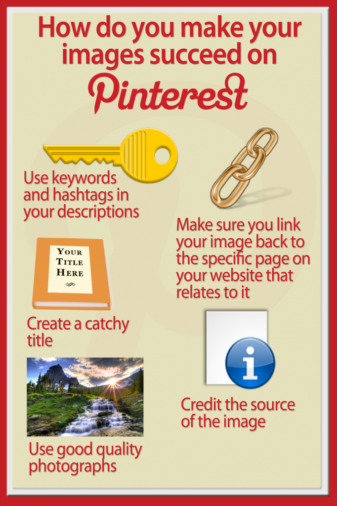 How to Make Your Images Succeed on Pinterest