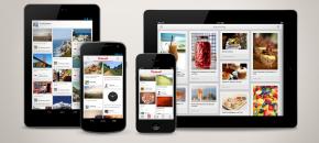 Pinterest Mobile Apps